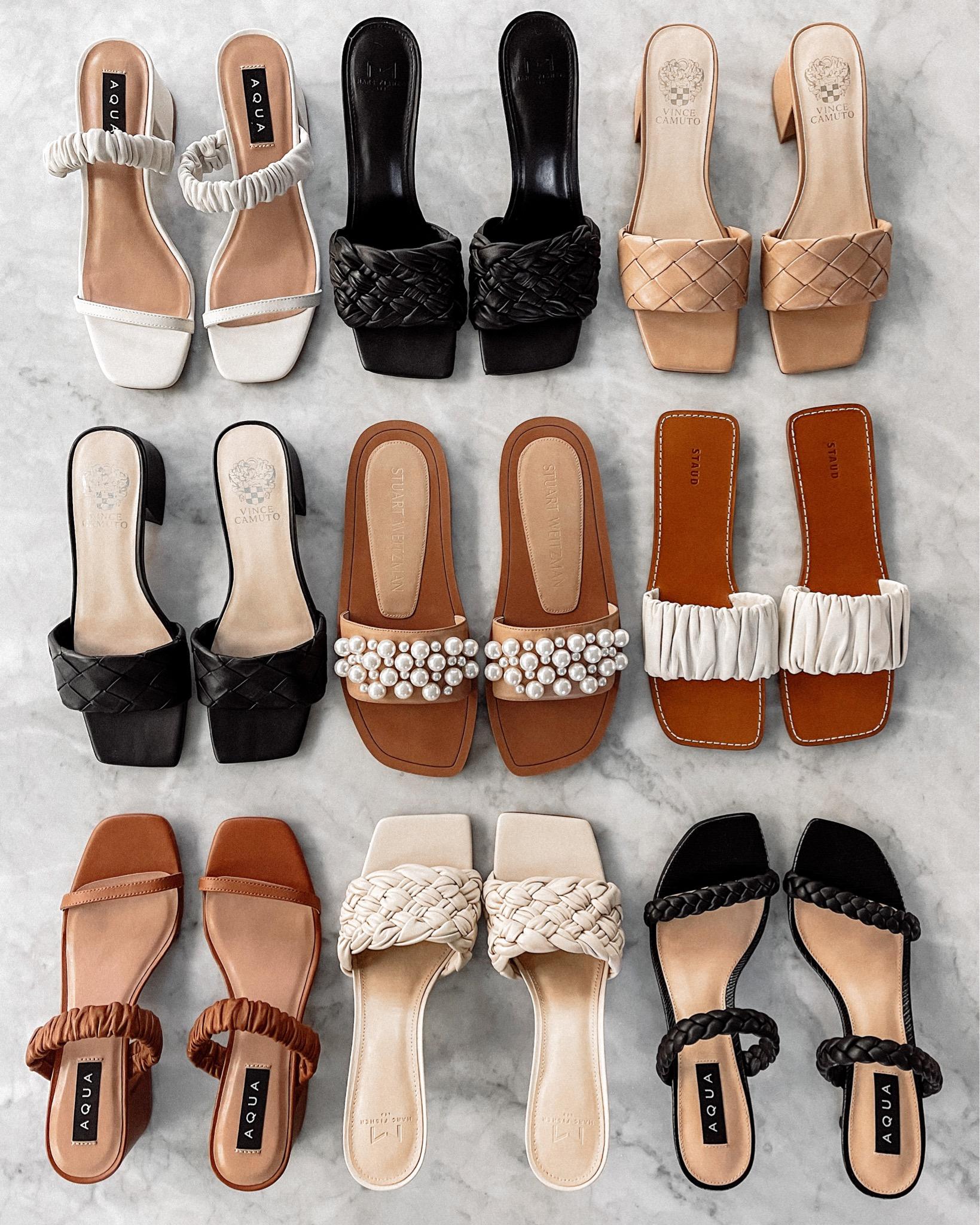 Fashion Jackson Summer Sandals