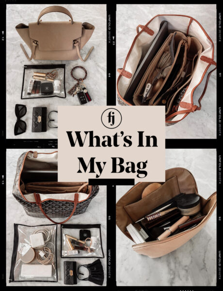What's In My Bag | My Travel, Makeup, & Everyday Essentials