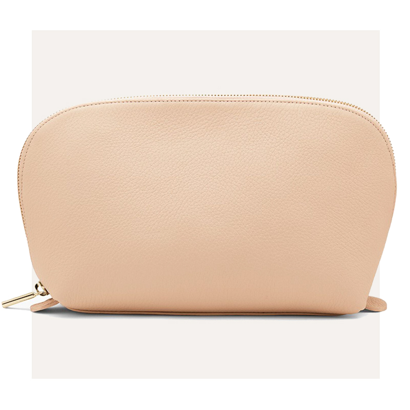 cuyana makeup bag