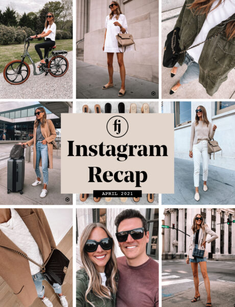 April Instagram Recap