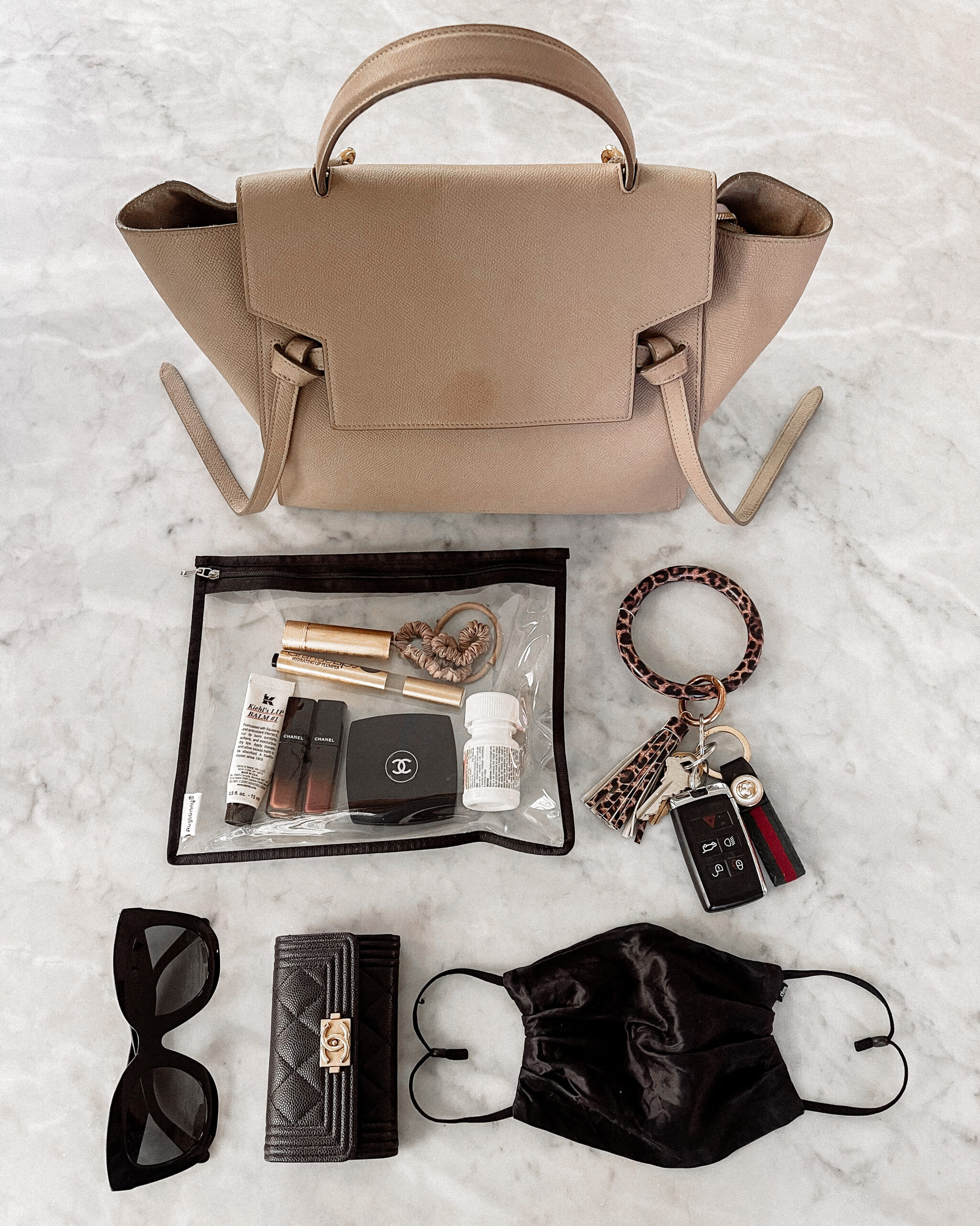 Fashion Jackson Whats in My Bag Celine Belt Bag