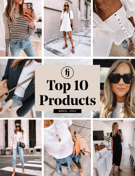10 Most-Loved Products for the Month of April