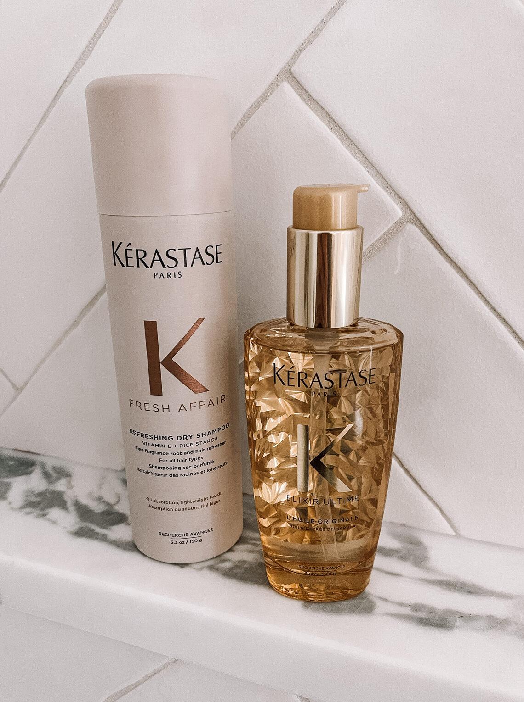 Fashion Jackson Kerastase LHuile Original Hair Oil Fresh Affair Dry Shampoo