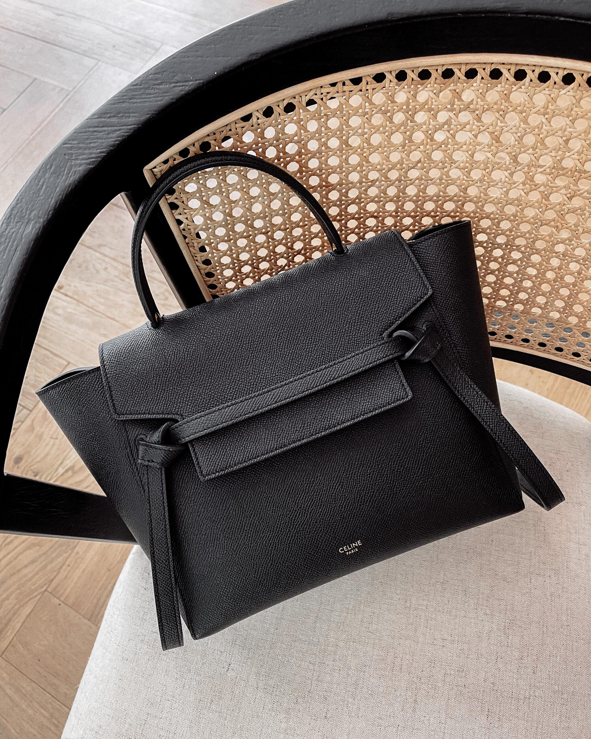 Fashion Jackson Celine Micro Belt Bag
