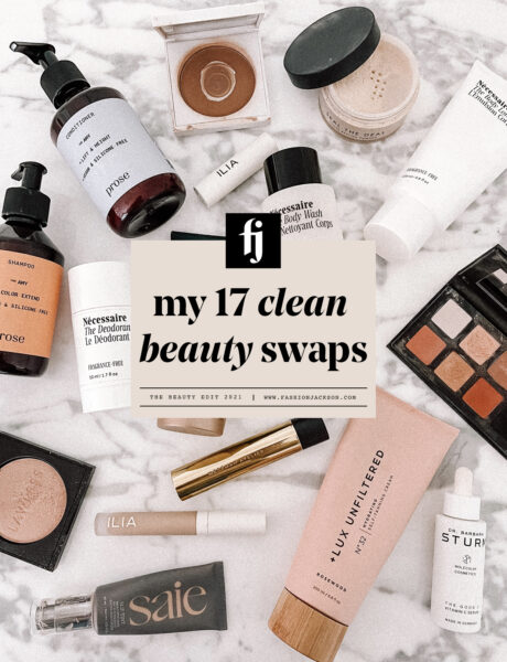 The 17 Products I Swapped for A Cleaner Beauty Routine