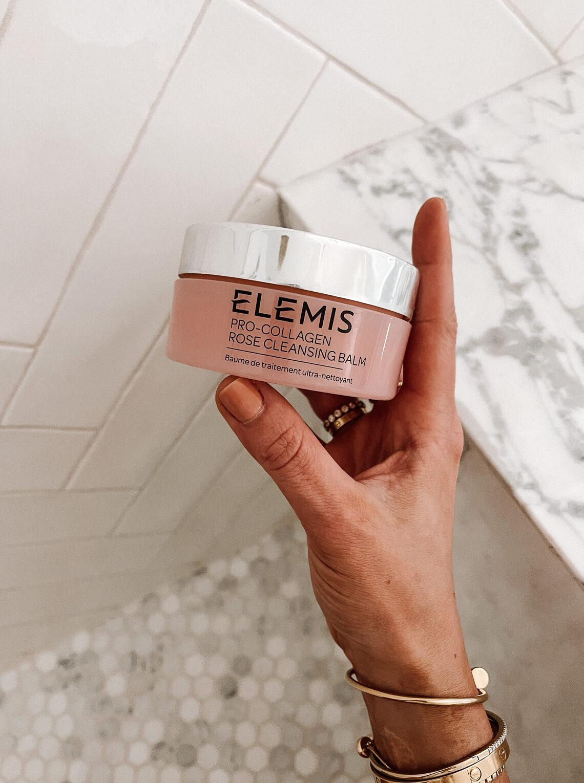 Fashion Jackson Elemis Pro Collagen Rose Cleansing Balm