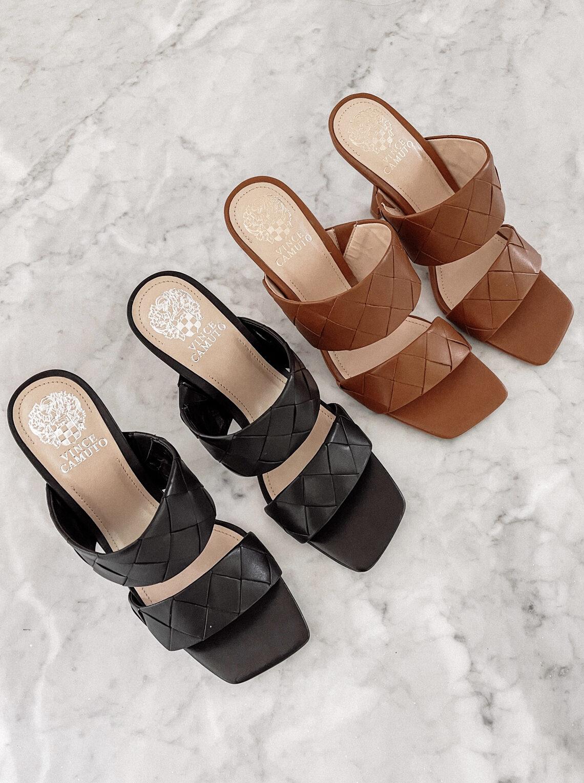 Fashion Jackson Nordstrom Anniversary Sale Vince Camuto Candialia Sandals Black Tan