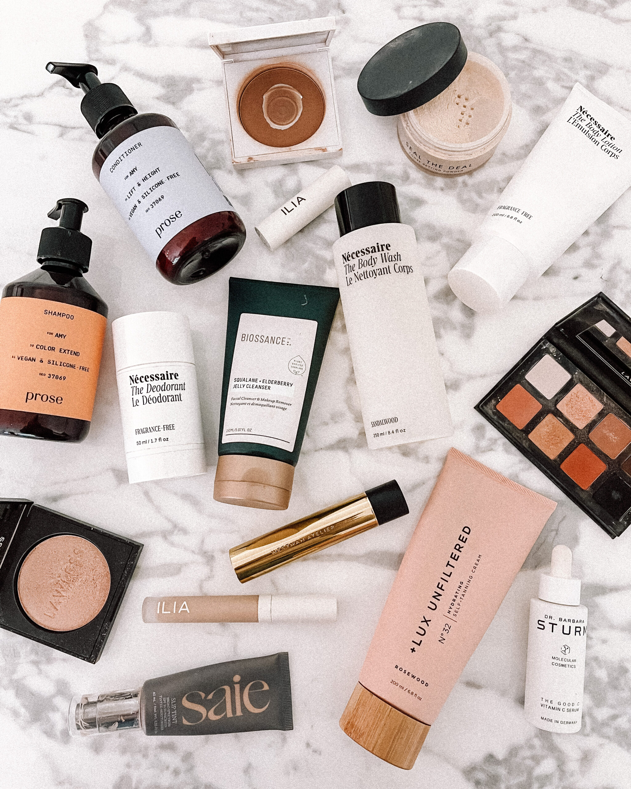 Fashion Jackson Clean Beauty Products