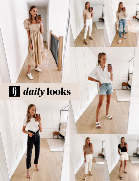 This Weeks Daily Looks