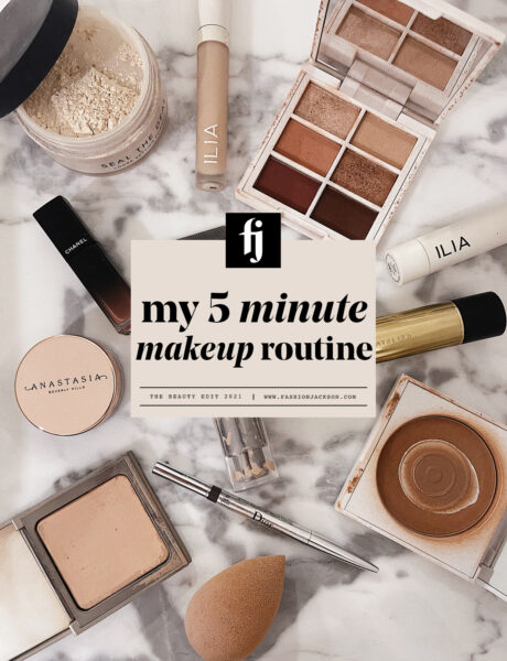 My 5 Minute Makeup Routine