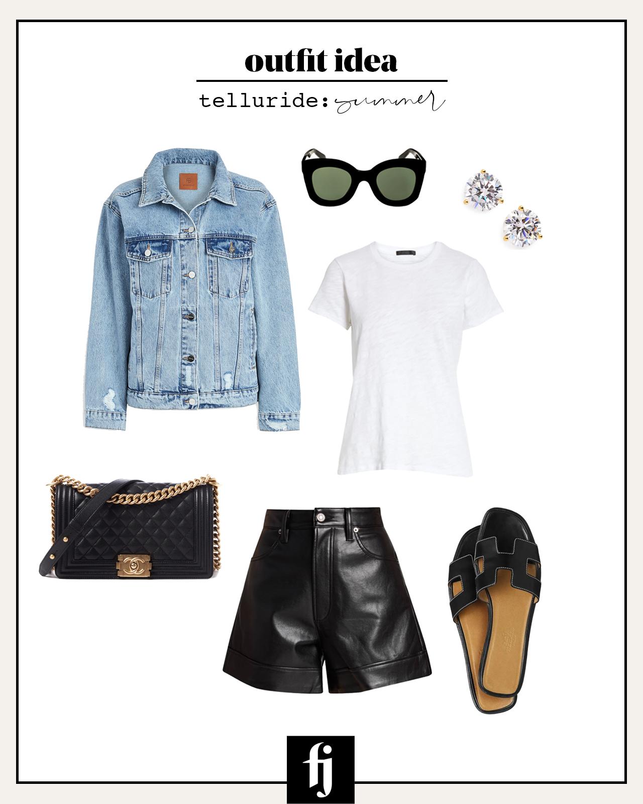 telluride summer outfit idea 3