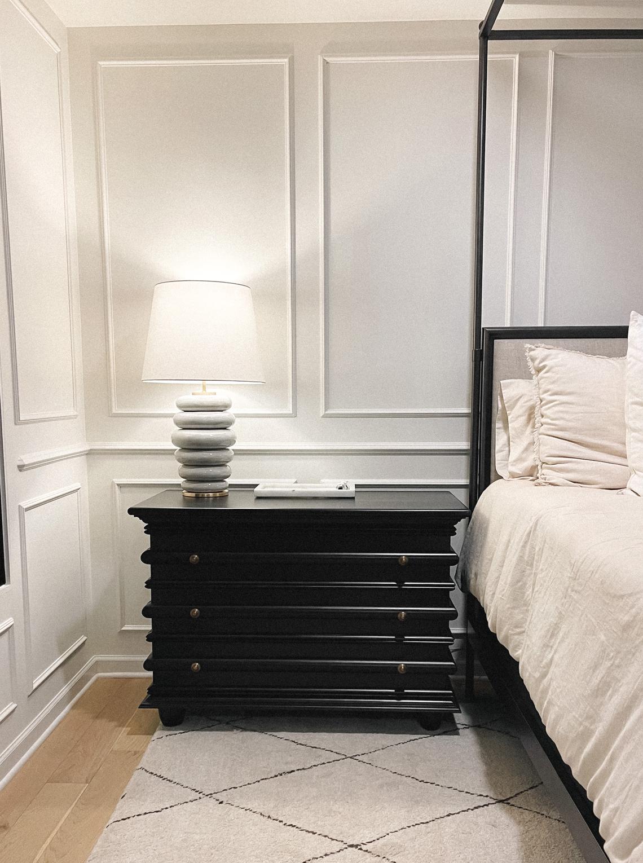 Fashion Jackson Bedroom Nightstands Noir Ascona Small Chest Annie Selke Numa Rug