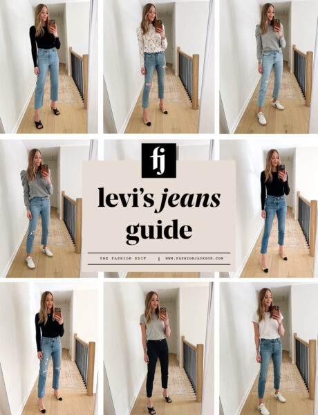 The Complete Guide to Buying Levi's Jeans for Women