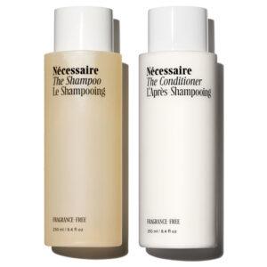 necessaire shampoo conditioner