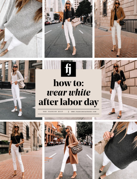 You Can Wear White After Labor Day and Here's How