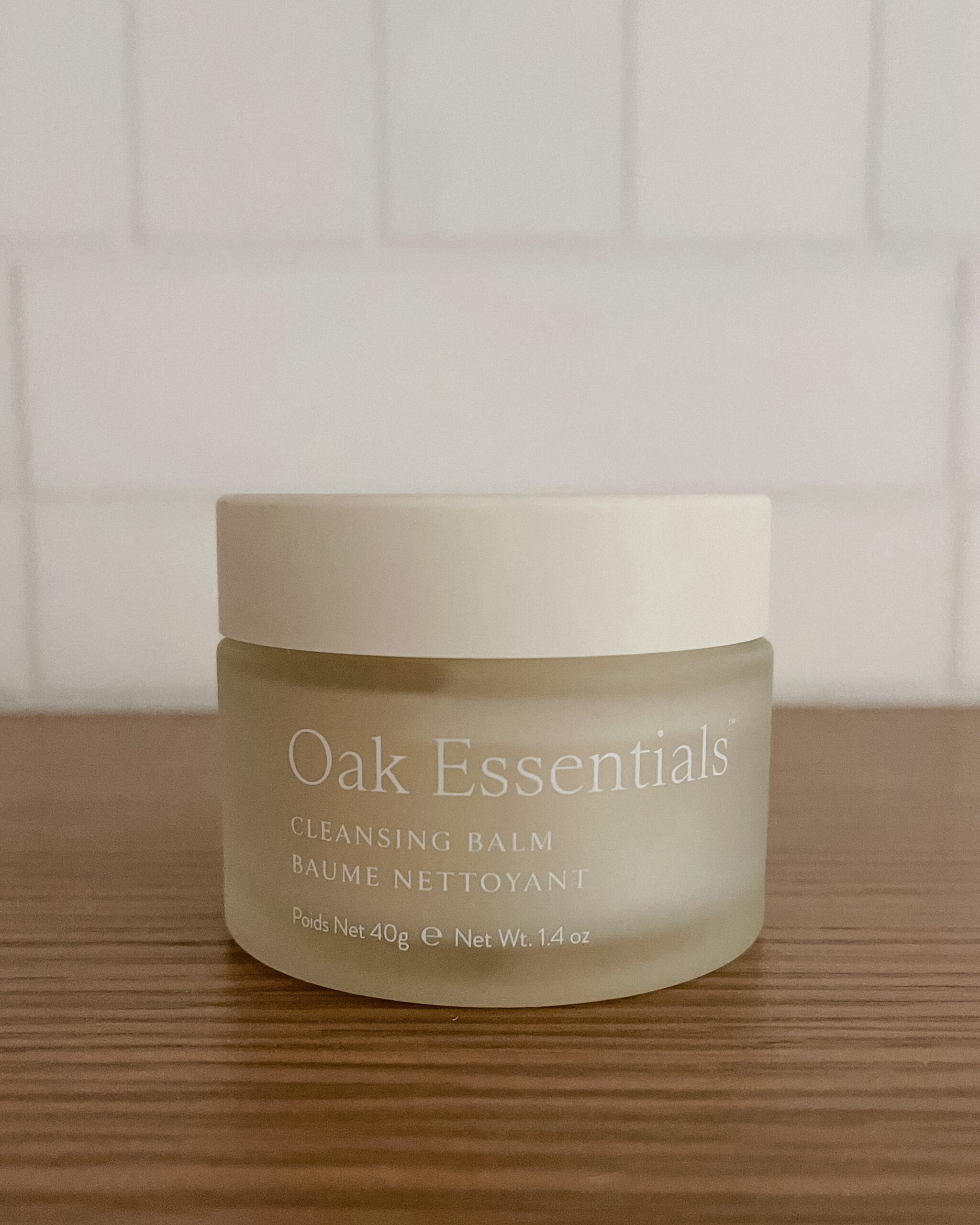 Jenni Kayne Oak Essentials Cleansing Balm