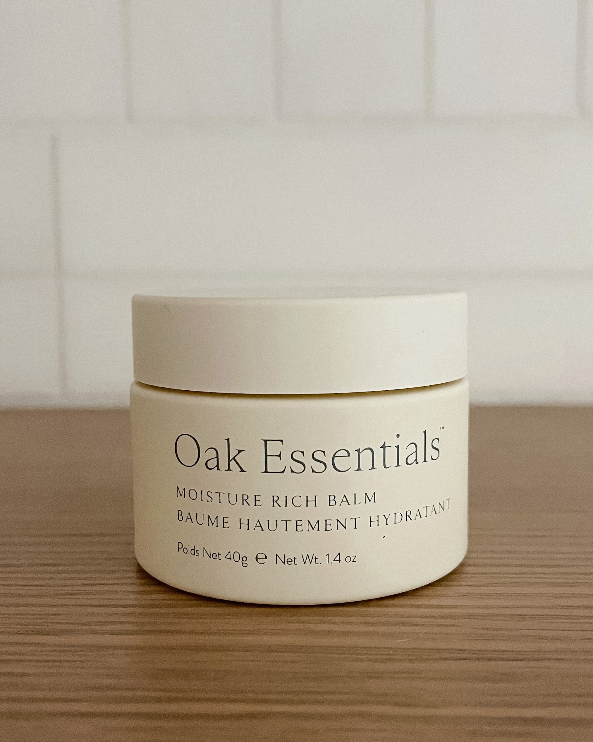 Jenni Kayne Oak Essentials Moisture Rich Balm