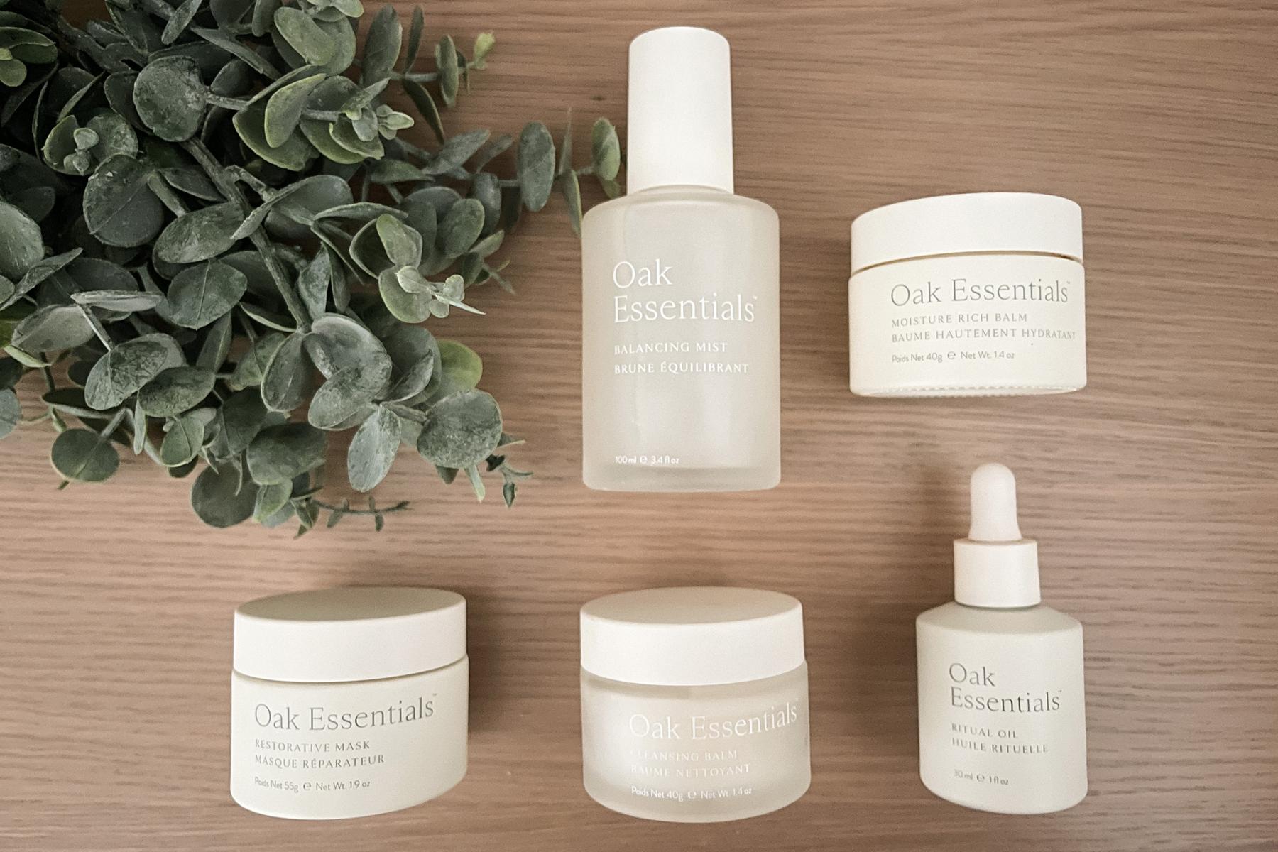 Jenni Kayne Oak Essentials Skincare